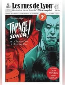 Couverture de l'album Tapage sonore !