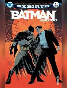 Couverture de l'album Batman (bimestriel)