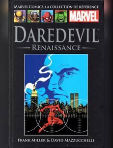 Couverture de l'album Daredevil - Renaissance