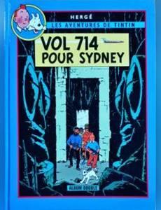 Couverture du premier album de la série Tintin - France Loisirs (1987)