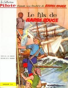 Couverture de l'album Le Fils de Barbe Rouge