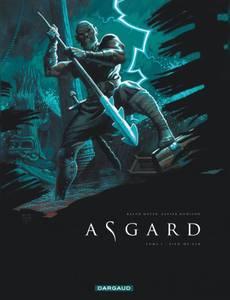 Couverture du premier album de la série Asgard