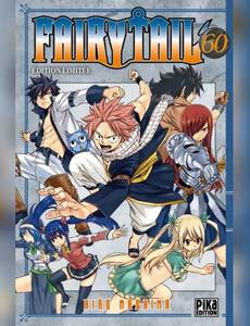 Couverture de l'album Fairy tail