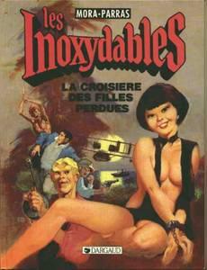 Couverture de l'album La Croisière des Filles Perdues
