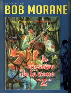 Couverture de l'album Le Mystère de la Zone Z