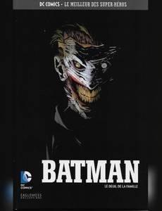 Couverture de l'album Batman - Le Deuil de la Famille