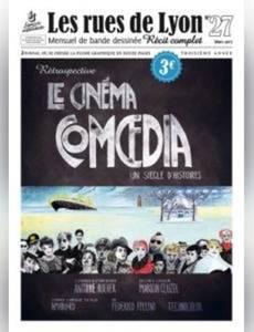 Couverture de l'album Le cinéma Comœdia