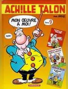Couverture de l'album Achille Talon