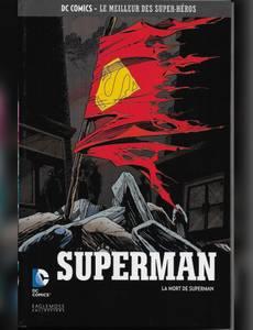 Couverture de l'album Superman - La Mort de Superman