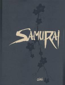 Couverture du premier album de la série Samouraï - coffret 4T