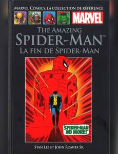 Couverture de l'album The Amazing SPIDER-MAN, LA FIN DE SPIDER-MAN
