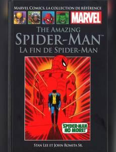 Couverture de l'album The Amazing SPIDER-MAN, LA FIN DE SPIDER-MAN