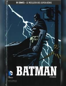 Couverture de l'album Batman Cité Brisée
