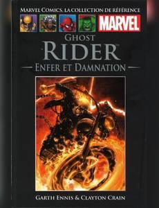 Couverture de l'album Ghost Rider - Enfer et Damnation