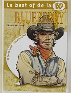Couverture de l'album Le best of de la BD - Blueberry
