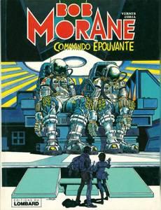 Couverture de l'album Commando Epouvante