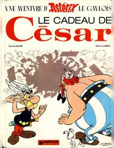 Couverture de l'album Le Cadeau de César