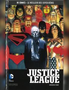 Couverture de l'album Justice League - Kingdom Come