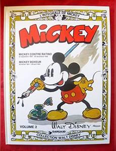 Couverture de l'album Mickey contre Ratino & Mickey boxeur