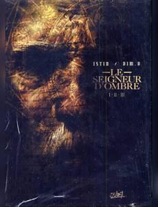 Couverture du premier album de la série Le Seigneur d'Ombre coffret 1-2-3