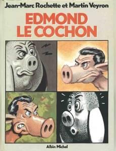 Couverture de l'album Edmond le cochon