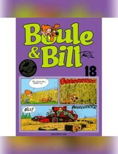 Couverture de l'album Boule et Bill, Tome 18 : Edition spéciale 40e anniversaire