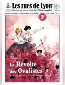 Couverture de l'album La révolte des Ovalistes