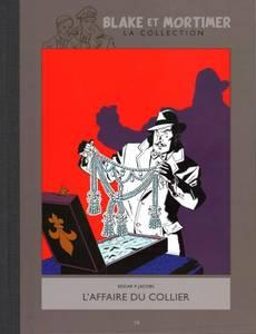 Couverture de l'album L'affaire du Collier