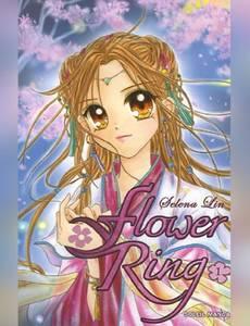 Couverture du premier album de la série The Flower Ring