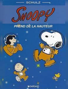 Couverture de l'album Snoopy prend de la hauteur