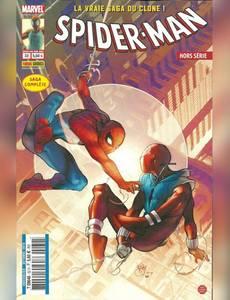 Couverture de l'album Spider-Man Hors Série - La vraie saga du clone