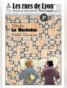 Couverture de l'album Le Merdoduc