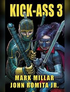 Couverture de l'album Kick-Ass 3