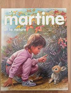 Couverture de l'album Martine et la Nature