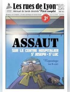 Couverture de l'album Assaut sur le centre hospitalier St Joseph · St Luc