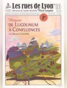 Couverture de l'album De Lugdunum à Confluences