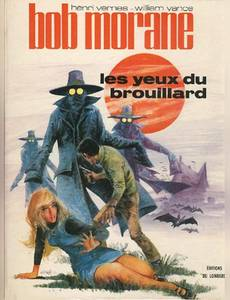 Couverture de l'album Les Yeux du Brouillard