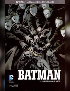 Couverture de l'album Batman - la Cour des Hiboux - 2e Partie