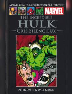 Couverture de l'album The Incredible Hulk - Cris silencieux