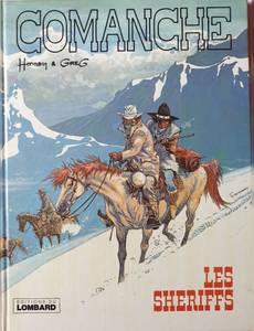 Couverture de l'album Les Sheriffs
