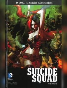 Couverture de l'album Suicide Squad - Têtes Brulées