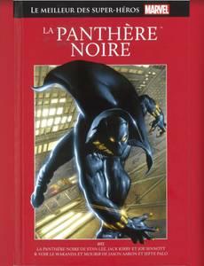 Couverture de l'album La Panthère Noire