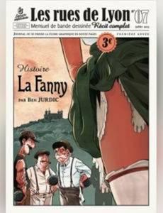 Couverture de l'album La Fanny