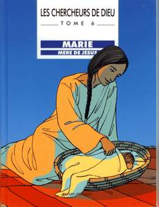 Couverture de l'album Marie, Mère de Jésus