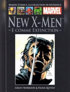 Couverture de l'album New X-Men - E comme Extinction