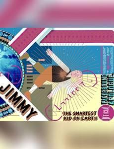 Couverture du premier album de la série Jimmy Corrigan