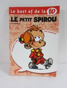 Couverture de l'album Le best of de la BD - Le petit Spirou