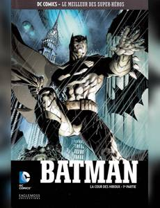 Couverture de l'album Batman - la Cour des Hiboux - 1re Partie