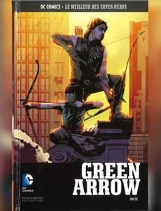 Couverture de l'album Green Arrow – Brisé