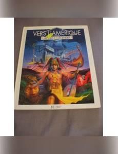 Couverture du premier album de la série Mythes et Légendes (Hachette)